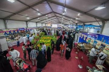 مؤسسة الحكمة في مهرجان ربيع الشهادة العالمي الحادي عشر في كربلاء المقدسة