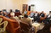 مركز الحوار في المؤسسة يستضيف وفد وزارة الخارجية الهولندية