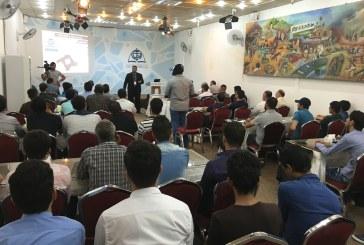 اختتام دورة (إعداد القادة الشباب) في مؤسسة الحكمة بقيادة المدرب حيدر المعموري