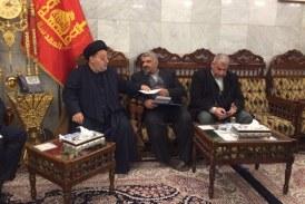مركز الحكمة للحوار والتعاون يناقش اللمسات النهائية لمهرجان ربيع الشهادة مع العتبة الحسينية