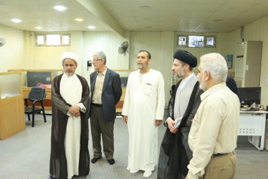 وفد من الجمهورية الجزائرية في ضيافة مؤسسة الحكمة للثقافة الإسلامية