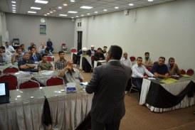 بالصور.. انطلاق الدورة التنموية (أسس النجاح) في مؤسسة الحكمة بقيادة المدرب منجد حميد