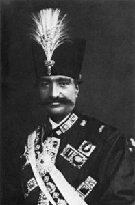 ناصر الدين شاه