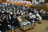 الحكمة تشارك بالمؤتمر العلمي في كلية الفقه عن الإمام المهدي (عجل الله فرجه)