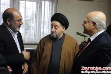 الحكمة تشارك في مؤتمر الوحدة الإسلامية في تركيا