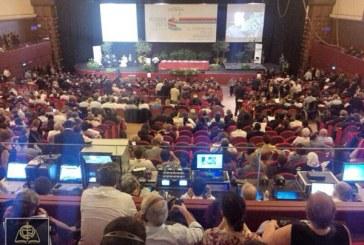 """""""مركز حوار الحكمة"""" في المؤتمر السنوي العالمي لمنظمة سانت اجيديو الإيطالية في روما"""