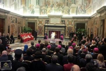 مشاركة مركز الحوار في الحكمة بالمؤتمر الدولي للحوار الديني بإيطاليا