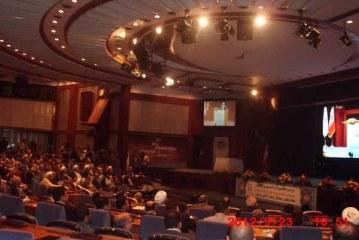 مشاركة متميزة لـمؤسسة الحكمة في أعمال سوق الفيلم الإسلامي في طهران