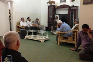 مؤسسة الحكمة تقيم مجلس عزاء بمناسبة استشهاد سادس أئمة أهل البيت(ع)