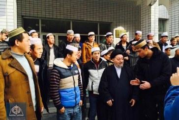 رئيس مركز حوار الحكمة يزور الصين الشعبية ضمن إطار منتدى التعاون الصيني العربي
