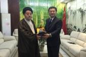 الصين تبدي استعدادها لتوثيق العلاقات الثقافية مع مركز الحكمة للحوار والتعاون