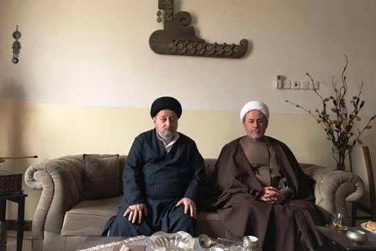 مركز الحكمة للحوار والتعاون وكلية الفقه يتفقان على تشكيل لجنة لمناقشة المناهج الإسلامية