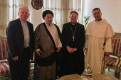 مركز الحكمة ينظم برنامجاً للوفد الفرنسي المكون من منظمة مسيحيي البحر المتوسط وكنيسة باكس كريستي